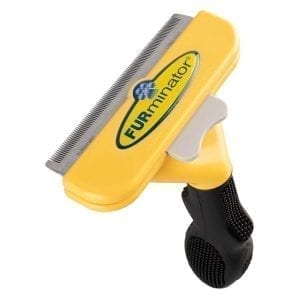 FURminator Yellow 100 mm. Large Tool Long Hair