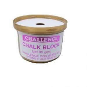 Chalk block - white Challenge