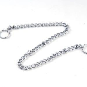 Halsketting enkel 2,5 mm x 50 cm.
