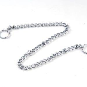 Halsketting enkel 3,50 mm x 80 cm.