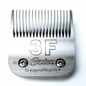 Oster scheerk. A5 Size 3F - 13 mm.