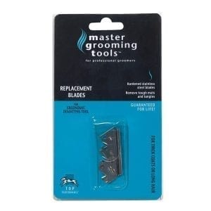 Vervangmesjes voor MGT Ergonomic Matbreaker 6 Blades