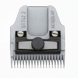 Aesculap Scheerkop 2 mm Korte Tanden Alle rassen GT 742