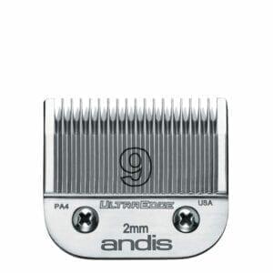Andis Scheerk. Size 9 (2 mm.)