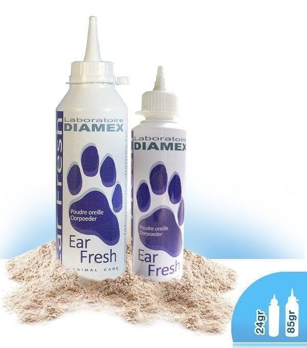 Diamex Oorpoeder Ear Fresh 24 gr.