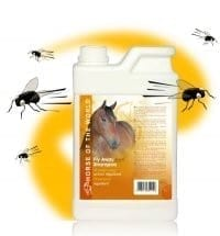 Horse of the world - Fly Away Pearl Shampoo 1L.