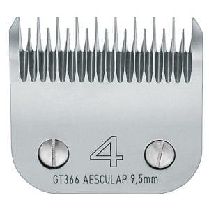 Scheerkop Aesculap Snap On Size 4 (9.5 mm.)