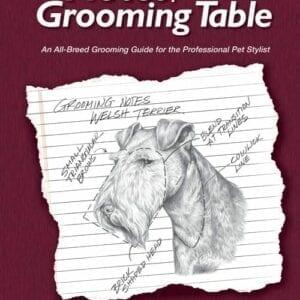 Boek Notes van de grooming table Nieuwe editie