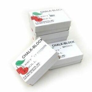 Cherry Knoll Chalk Block bruin (2 stuks)