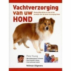 Boek Vachtverzorging van uw hond