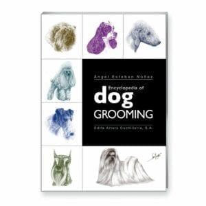 Boek Artero dog grooming encyclopedie
