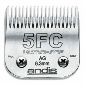 Andis Scheerkop Ultra Edge Size 5F (6mm.)