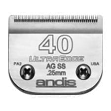 Andis Scheerkop Size 40 (1/10 mm.)