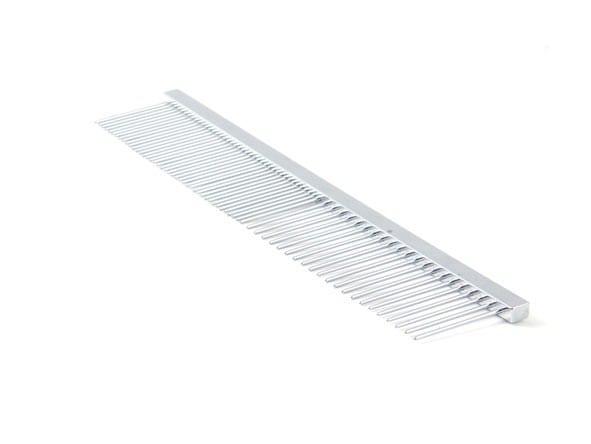 Metalen kam 18cm.medium/large lange tanden
