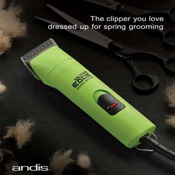 Andis AGC 2 super 2 speed + scheerkop Lemoen Groen -1 1420025G