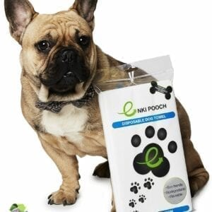 Disposable Dog Towel 3 stuks 60 x 100