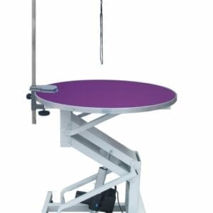 Electrische tafel Doggy Groom 78 x 50(97) Lila Incl. Beugeltje