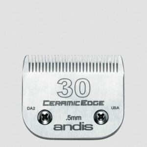 Andis Scheerk. Size 30 Ceramic (0,5 mm.) (Type A5)