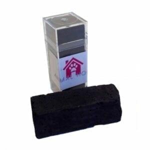 Animal House Chalk Block - Black