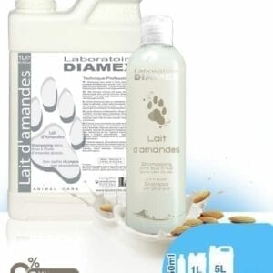 Diamex Shampoo Amandelolie 1 L