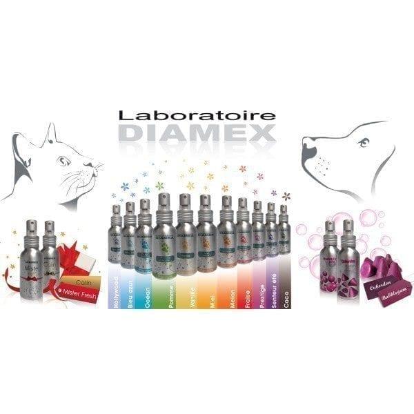 Diamex parfum meiklokjes 30 ml.